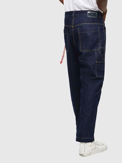 Diesel - CC-D-FRANK, Blu Scuro - Pantaloni - Image 4