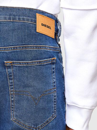 Diesel - D-Yennox 009DG, Blu medio - Jeans - Image 4