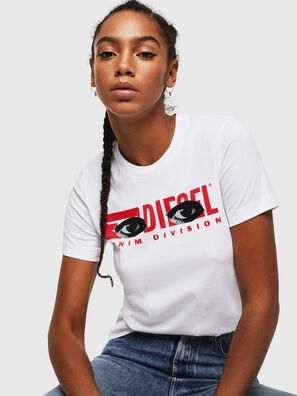T-SILY-YD, Bianco - T-Shirts