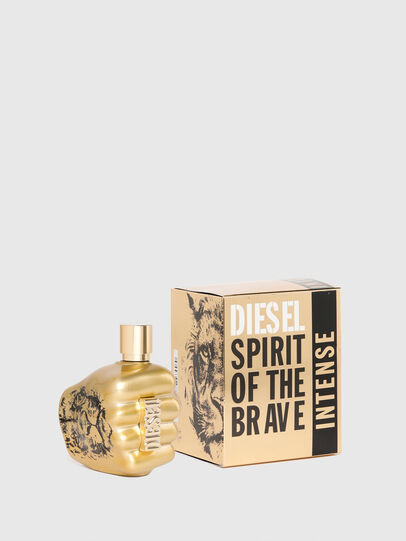 Diesel - SPIRIT OF THE BRAVE INTENSE 75ML, Oro - Only The Brave - Image 1