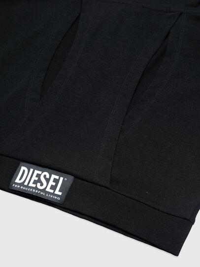 Diesel - UFLT-ANGHEL, Nero - Felpe - Image 5