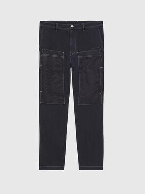 P-TRENT, Nero - Pantaloni