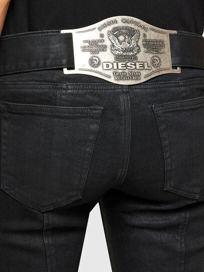Diesel - DE-BLESSYK, Nero - Pantaloni - Image 5