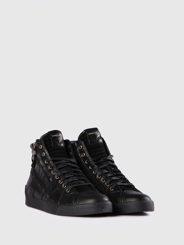 Diesel - D-STRING PLUS, Nero - Sneakers - Image 2