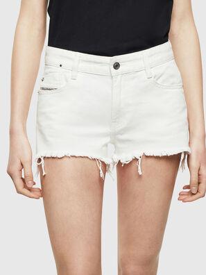 DE-RIFTY, Bianco - Shorts