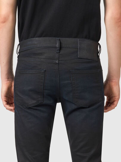 Diesel - D-Strukt JoggJeans® 069XN, Nero/Grigio scuro - Jeans - Image 4