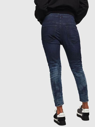 Diesel - Fayza JoggJeans 069KC, Blu Scuro - Jeans - Image 2
