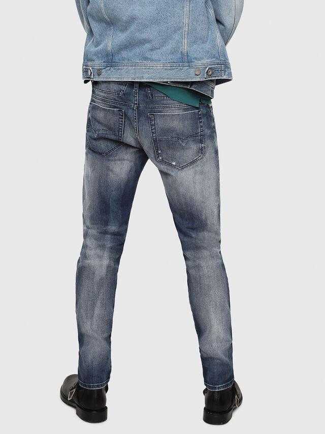 Diesel - D-Bazer 084DD, Blu Scuro - Jeans - Image 2