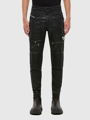 D-Derrot JoggJeans® 069QY, Nero/Grigio scuro - Jeans