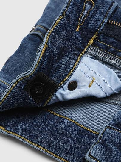 Diesel - PGINGHER, Blu Scuro - Shorts - Image 4