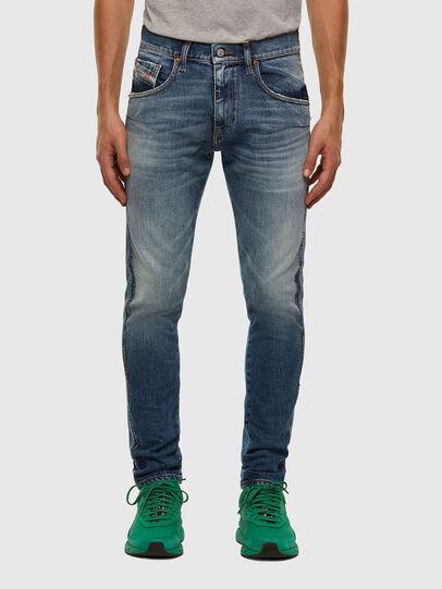 Diesel - D-Strukt 009GE, Blu medio - Jeans - Image 1