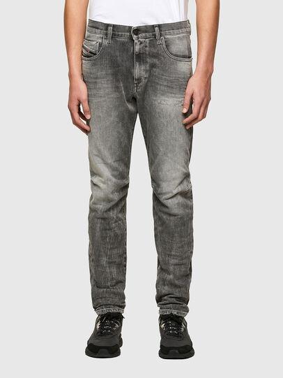 Diesel - D-Strukt 009MY, Grigio Chiaro - Jeans - Image 1