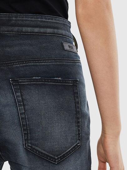 Diesel - FAYZA JoggJeans® 069MD, Blu Scuro - Jeans - Image 5