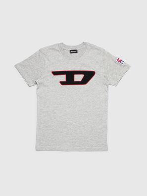 TJUSTDIVISION-D, Grigio Chiaro - T-shirts e Tops