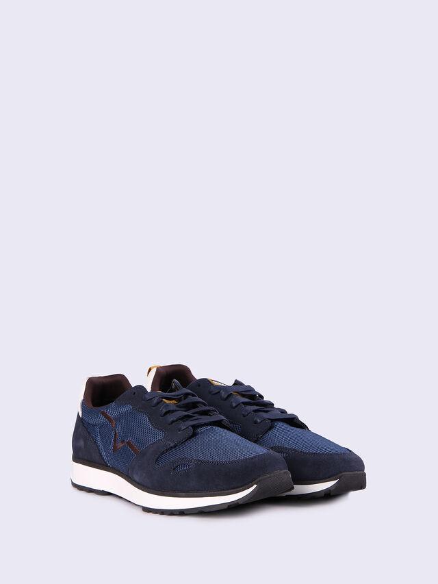 Diesel - RV, Blu - Sneakers - Image 3