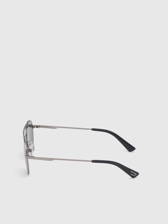 Diesel - DL0286, Corteccia - Occhiali da sole - Image 3