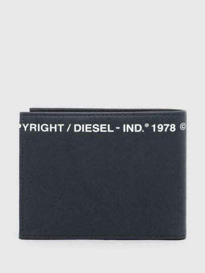 Diesel - HIRESH S, Blu Scuro - Portafogli Piccoli - Image 2