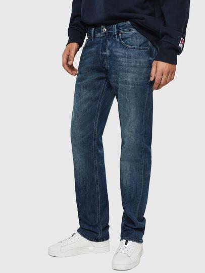 Diesel - Larkee CN025, Blu medio - Jeans - Image 5