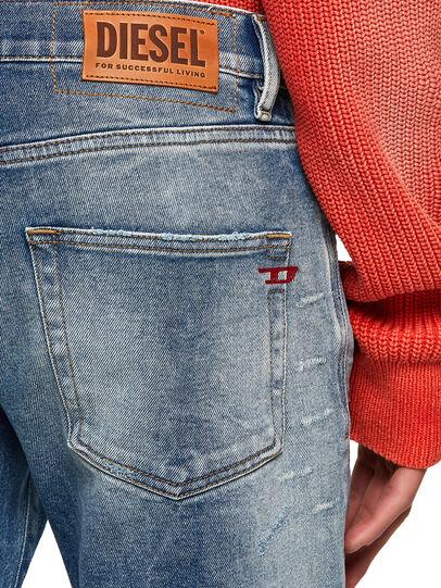 Diesel - D-Strukt 009MW, Blu medio - Jeans - Image 3