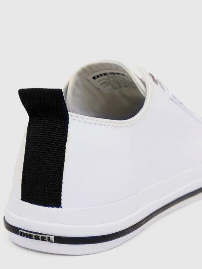 Diesel - S-ASTICO LOW CUT W, Bianco - Sneakers - Image 5