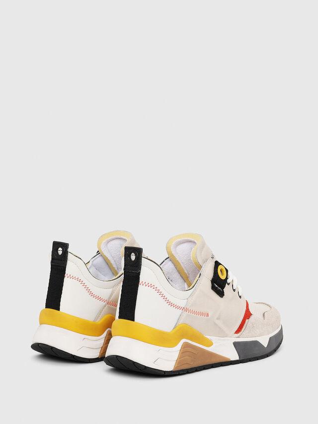 Diesel - S-BRENTHA LC, Bianco - Sneakers - Image 3