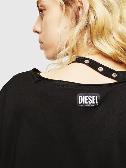 Diesel - T-JALA, Nero - T-Shirts - Image 6
