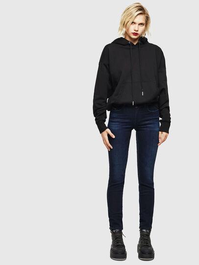 Diesel - Sandy 083AG, Blu Scuro - Jeans - Image 6