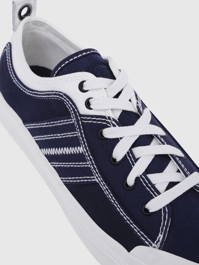 Diesel - S-ASTICO LOW LACE, Blu/Bianco - Sneakers - Image 5