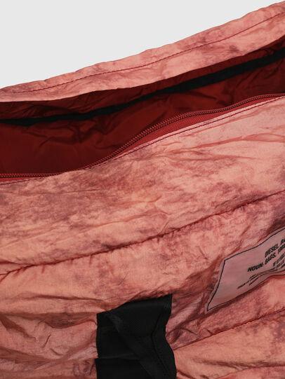 Diesel - DUPAK, Rosso - Borse da viaggio - Image 5