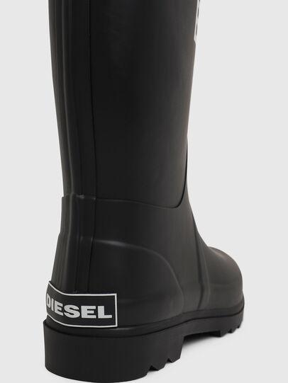Diesel - H-JAARDEN LB, Nero - Stivali - Image 4