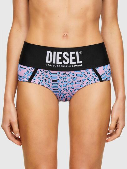 Diesel - UFPN-OXY, Blu/Rosa - Slips - Image 1