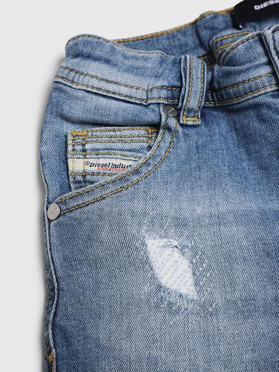 Diesel - PROOLYB-A-N, Blu Chiaro - Shorts - Image 3