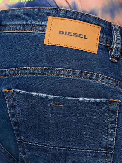 Diesel - Thommer 009DE, Blu Scuro - Jeans - Image 4