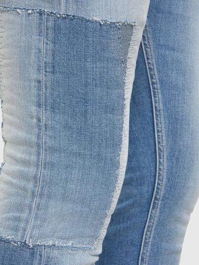 Diesel - Tepphar 009FJ, Blu Chiaro - Jeans - Image 4