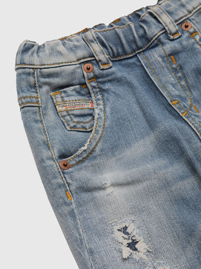 Diesel - FAYZA-NE B-N, Blu Chiaro - Jeans - Image 3