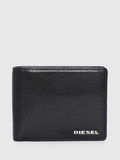 Diesel - HIRESH S, Nero/Bianco - Portafogli Piccoli - Image 1
