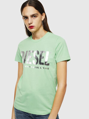 T-SILY-WX, Verde - T-Shirts