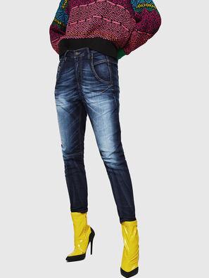 Fayza JoggJeans 069IE, Blu Scuro - Jeans