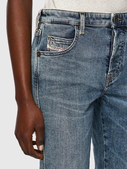 Diesel - Babhila 069WC, Blu medio - Jeans - Image 4