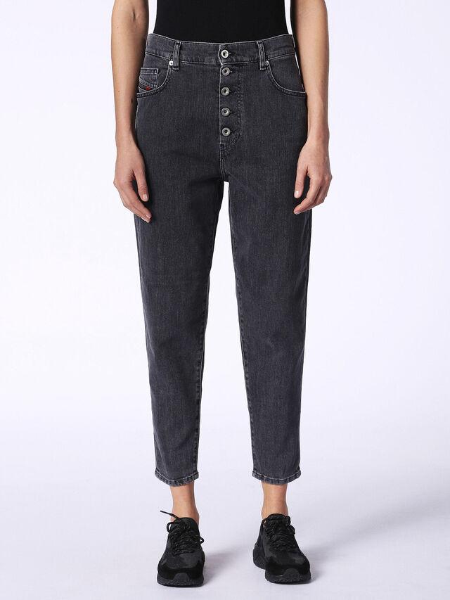 IRYS 084RS, Nero Jeans