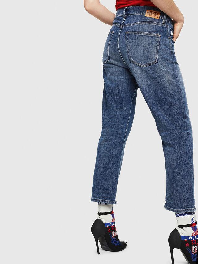 Diesel - Aryel 0890X, Blu medio - Jeans - Image 2