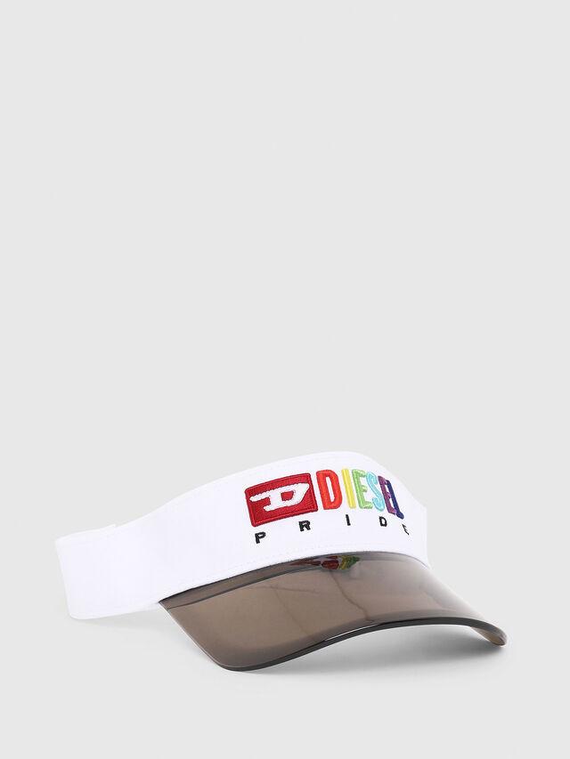 Diesel - VISOR-MAX, Bianco - Accessori Underwear - Image 1