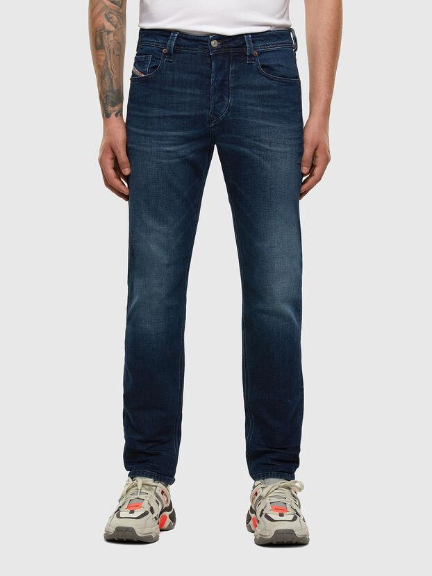 Larkee-Beex 009ER, Blu Scuro - Jeans