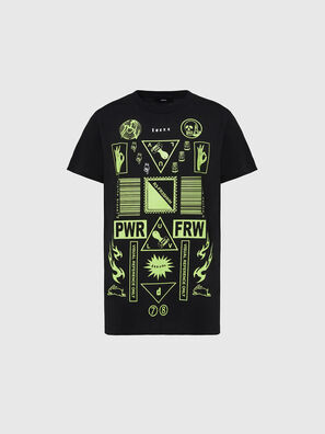 T-DARIA-E31, Nero - T-Shirts