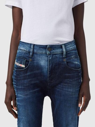 Diesel - Fayza JoggJeans® 069XX, Blu Scuro - Jeans - Image 3
