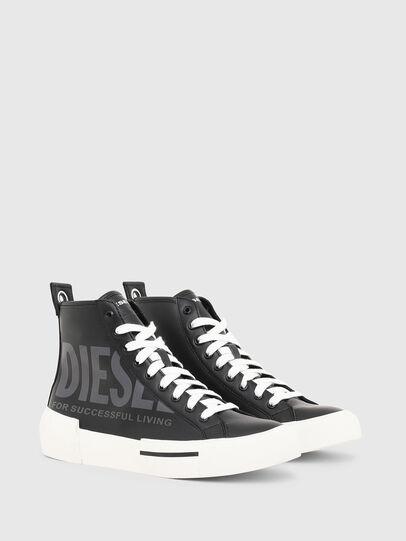 Diesel - S-DESE MID CUT W, Nero - Sneakers - Image 2