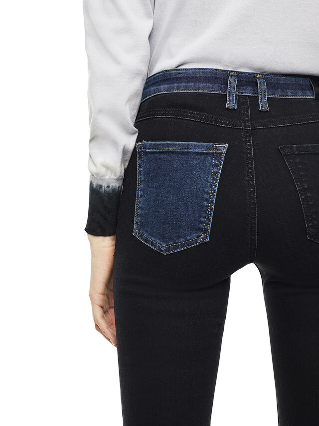 Diesel - TYPE-161C, Nero - Jeans - Image 3