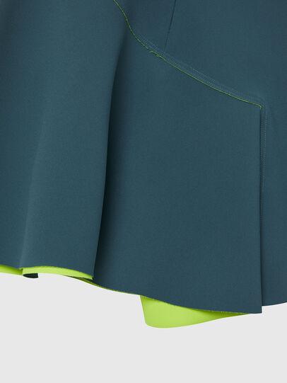 Diesel - S-SPRING, Verde Acqua - Shorts - Image 3