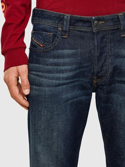 Diesel - Larkee 009HN, Blu Scuro - Jeans - Image 3