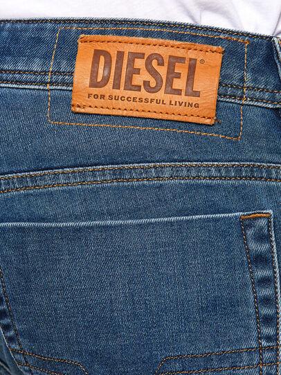 Diesel - Zatiny 009EI, Blu medio - Jeans - Image 4
